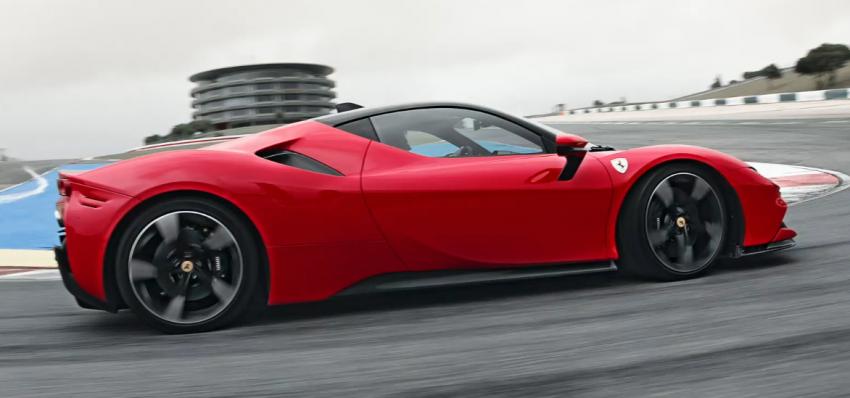Ferrari SF90 Stradale – the hybrid revolution begins Image #966151