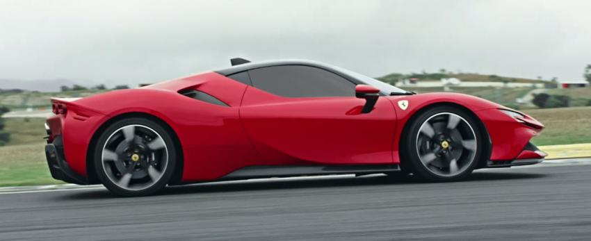 Ferrari SF90 Stradale – the hybrid revolution begins Image #966152