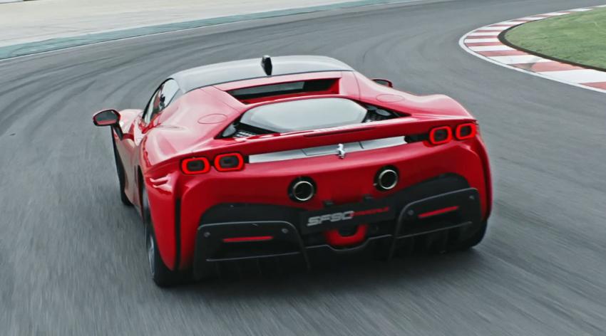 Ferrari SF90 Stradale – the hybrid revolution begins Image #966153