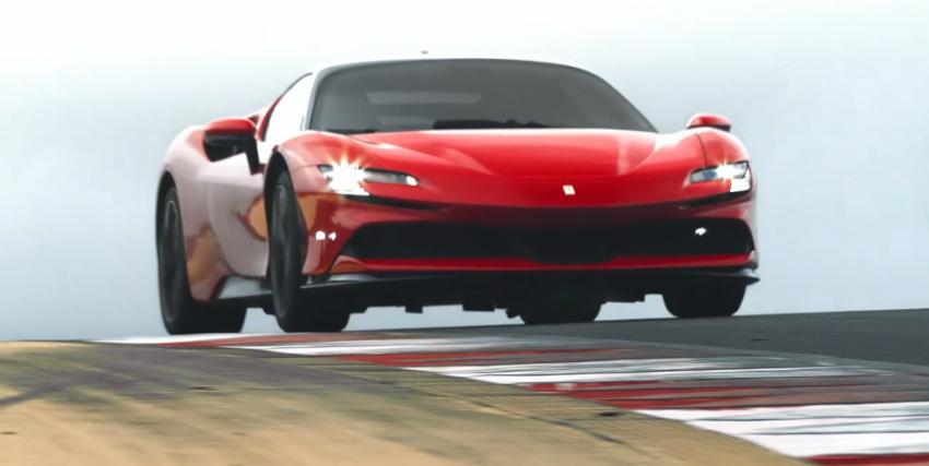 Ferrari SF90 Stradale – the hybrid revolution begins Image #966154