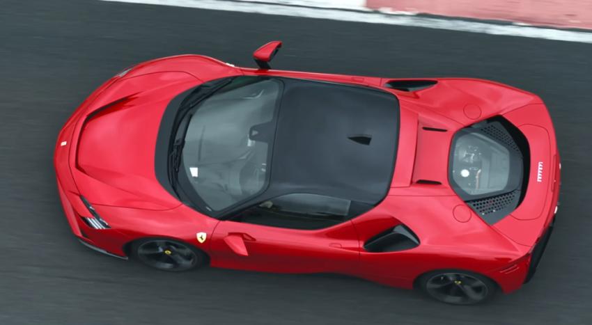 Ferrari SF90 Stradale – the hybrid revolution begins Image #966155