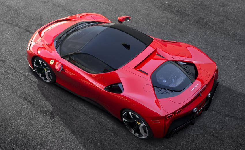 Ferrari SF90 Stradale – the hybrid revolution begins Image #966013