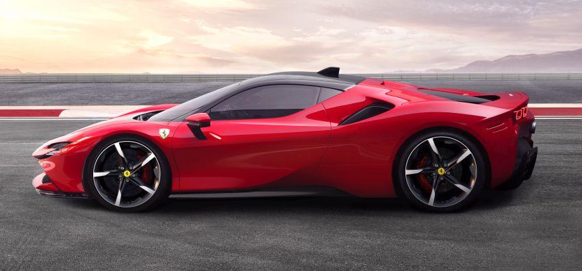 Ferrari SF90 Stradale – the hybrid revolution begins Image #966014