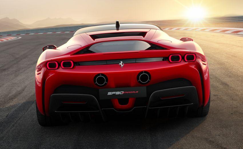 Ferrari SF90 Stradale – the hybrid revolution begins Image #966016