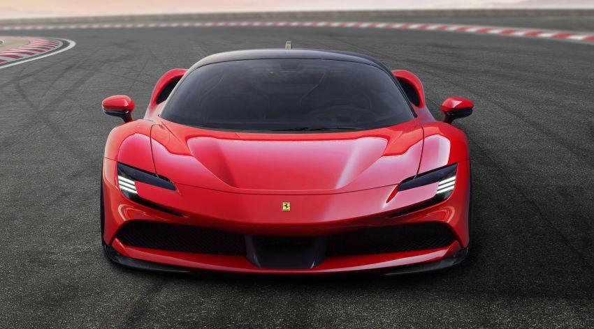 Ferrari SF90 Stradale – the hybrid revolution begins Image #966017