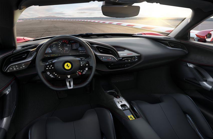 Ferrari SF90 Stradale – the hybrid revolution begins Image #966019