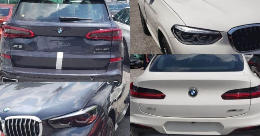 SPYSHOTS: G05 BMW X5 xDrive40i and G02 X4 xDrive30i spotted in Malaysia – both with M Sport kit Image #963120