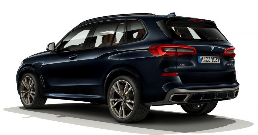 2020 BMW X5, X7 M50i debuts – N63 4.4L V8, 523 hp! Image #962047
