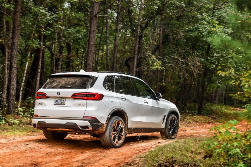 DRIVEN: G05 BMW X5 in Atlanta – X-ceed expectations Image #966633