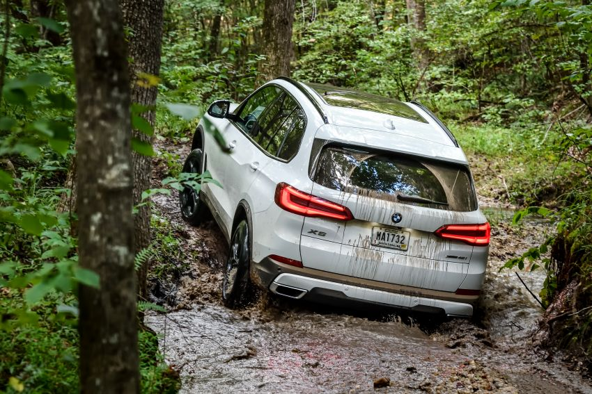 DRIVEN: G05 BMW X5 in Atlanta – X-ceed expectations Image #966645