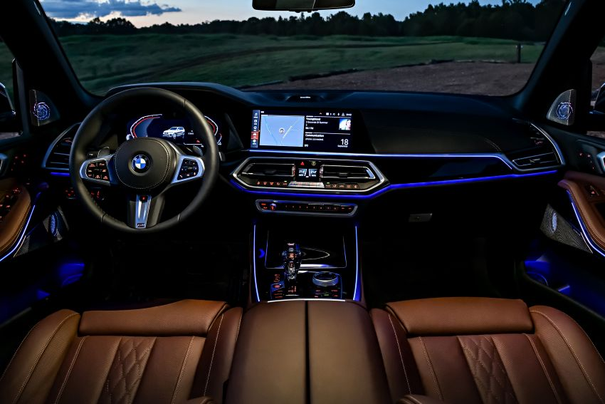 DRIVEN: G05 BMW X5 in Atlanta – X-ceed expectations Image #966777