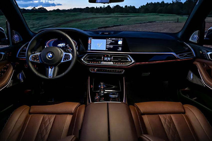 DRIVEN: G05 BMW X5 in Atlanta – X-ceed expectations Image #966783