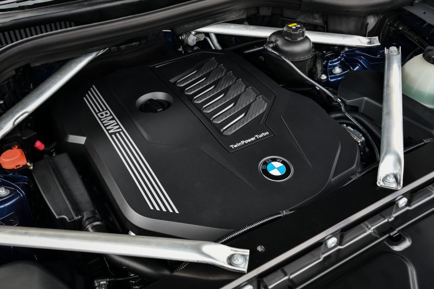 DRIVEN: G05 BMW X5 in Atlanta – X-ceed expectations Image #966789