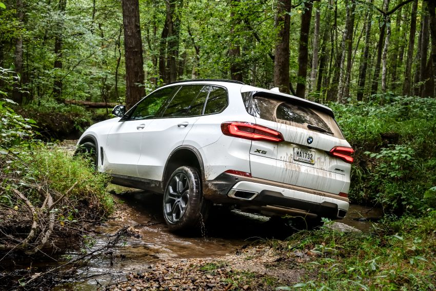 DRIVEN: G05 BMW X5 in Atlanta – X-ceed expectations Image #966646