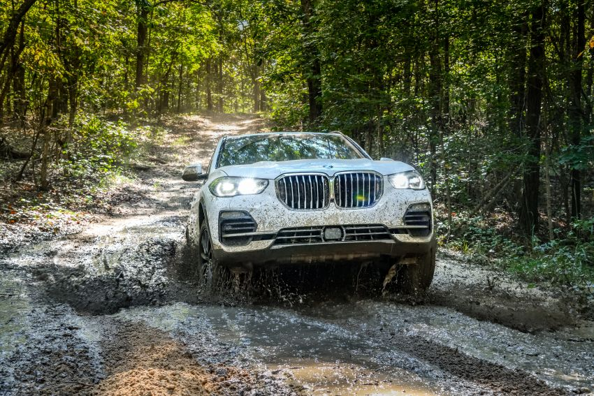 DRIVEN: G05 BMW X5 in Atlanta – X-ceed expectations Image #966647