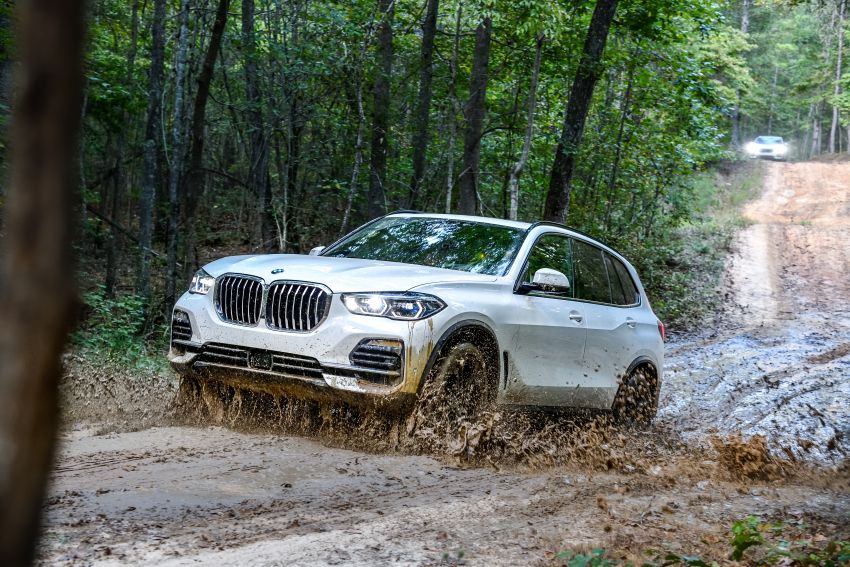 DRIVEN: G05 BMW X5 in Atlanta – X-ceed expectations Image #966648