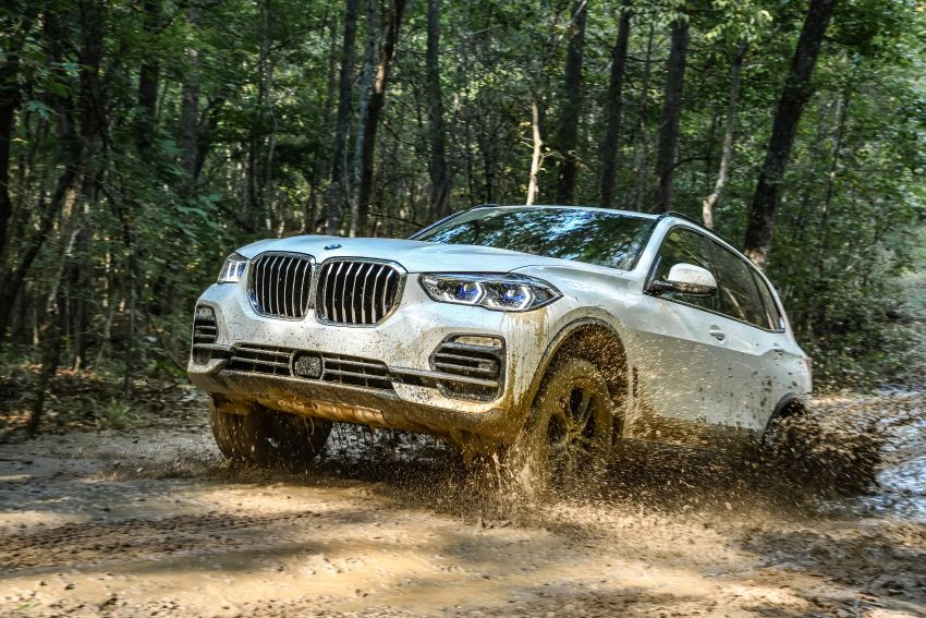 DRIVEN: G05 BMW X5 in Atlanta – X-ceed expectations Image #966649