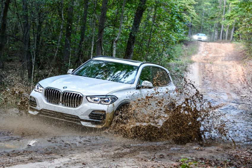 DRIVEN: G05 BMW X5 in Atlanta – X-ceed expectations Image #966650