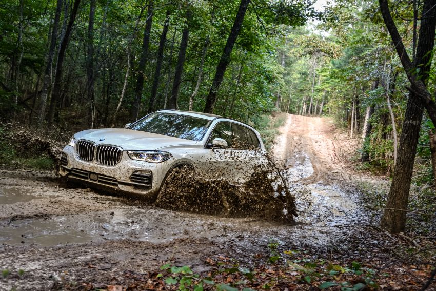 DRIVEN: G05 BMW X5 in Atlanta – X-ceed expectations Image #966651
