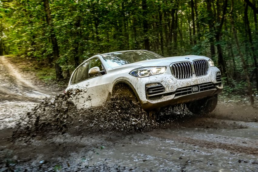 DRIVEN: G05 BMW X5 in Atlanta – X-ceed expectations Image #966652