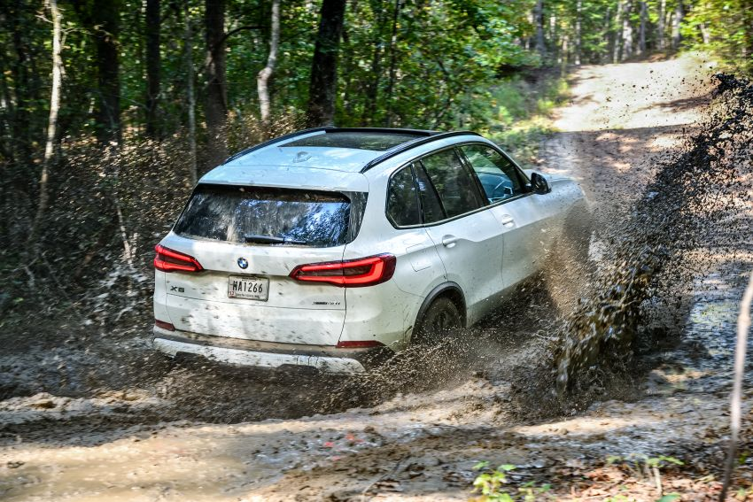 DRIVEN: G05 BMW X5 in Atlanta – X-ceed expectations Image #966653