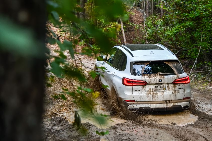 DRIVEN: G05 BMW X5 in Atlanta – X-ceed expectations Image #966654