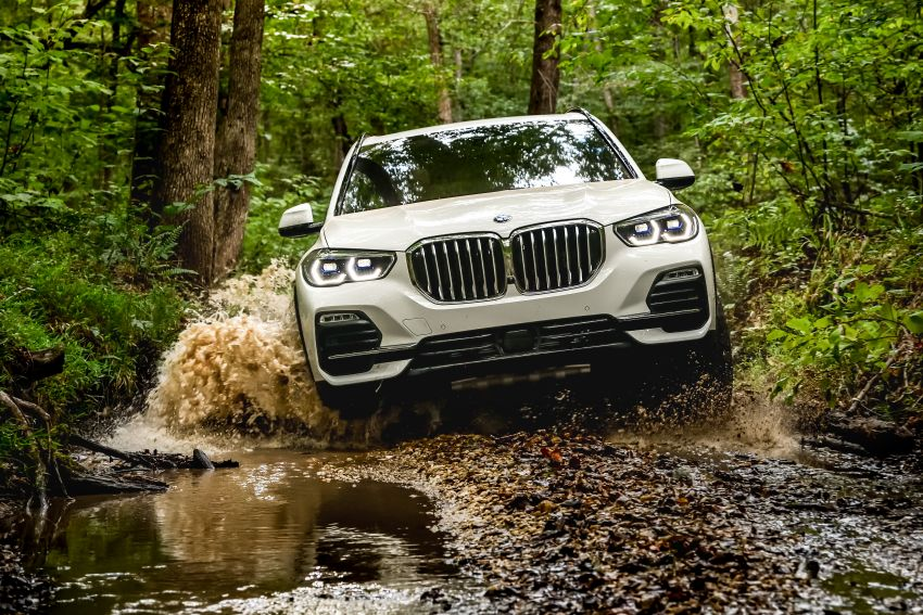 DRIVEN: G05 BMW X5 in Atlanta – X-ceed expectations Image #966635