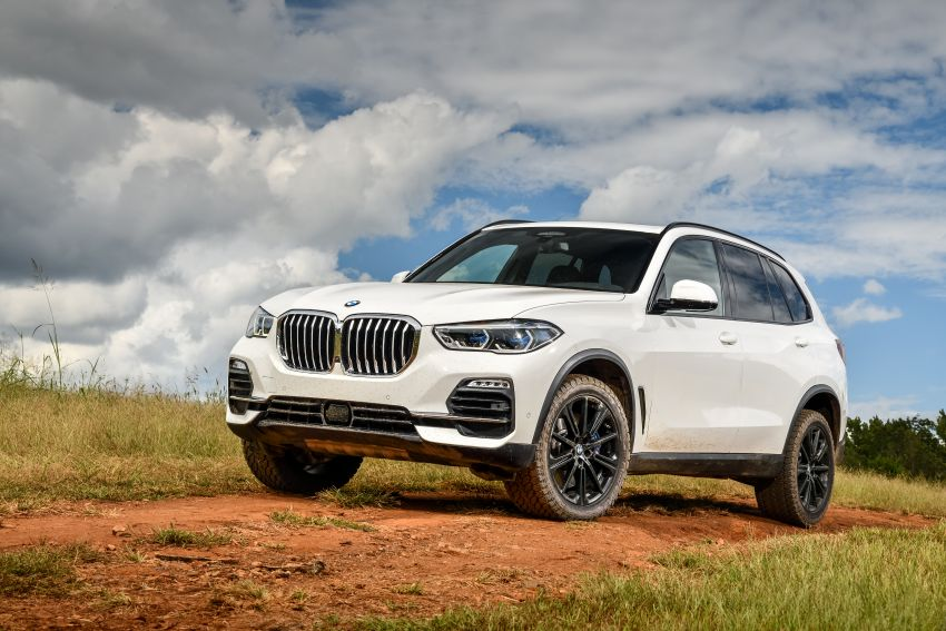 DRIVEN: G05 BMW X5 in Atlanta – X-ceed expectations Image #966656