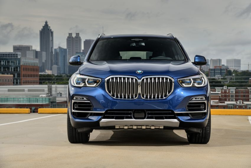 DRIVEN: G05 BMW X5 in Atlanta – X-ceed expectations Image #966660