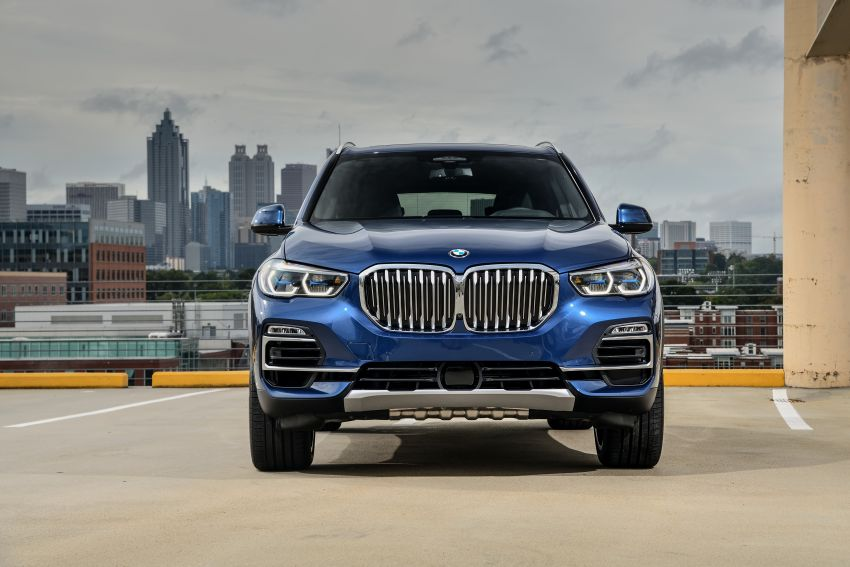 DRIVEN: G05 BMW X5 in Atlanta – X-ceed expectations Image #966661
