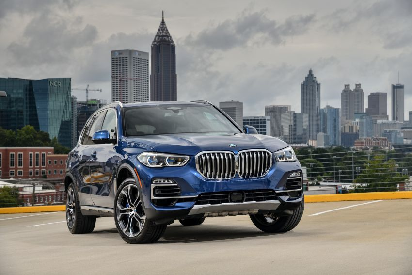 DRIVEN: G05 BMW X5 in Atlanta – X-ceed expectations Image #966663