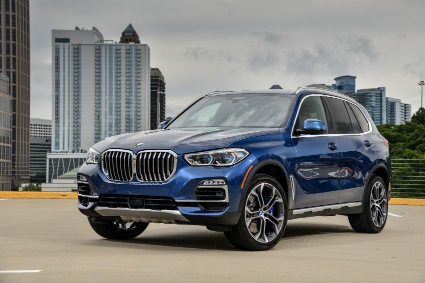 DRIVEN: G05 BMW X5 in Atlanta – X-ceed expectations Image #966664