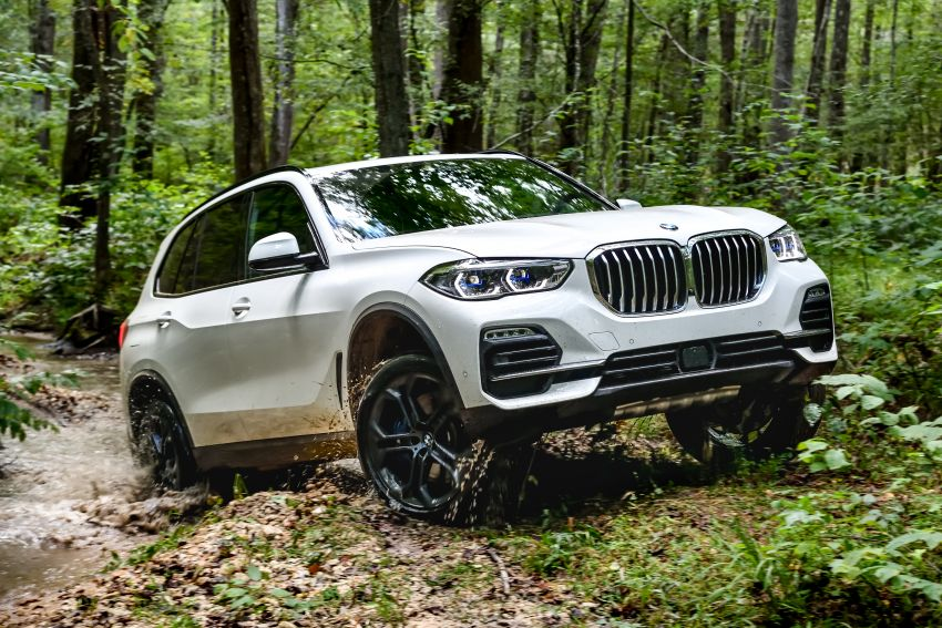 DRIVEN: G05 BMW X5 in Atlanta – X-ceed expectations Image #966638