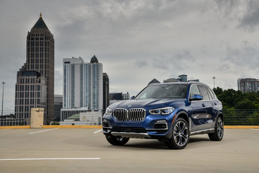 DRIVEN: G05 BMW X5 in Atlanta – X-ceed expectations Image #966665