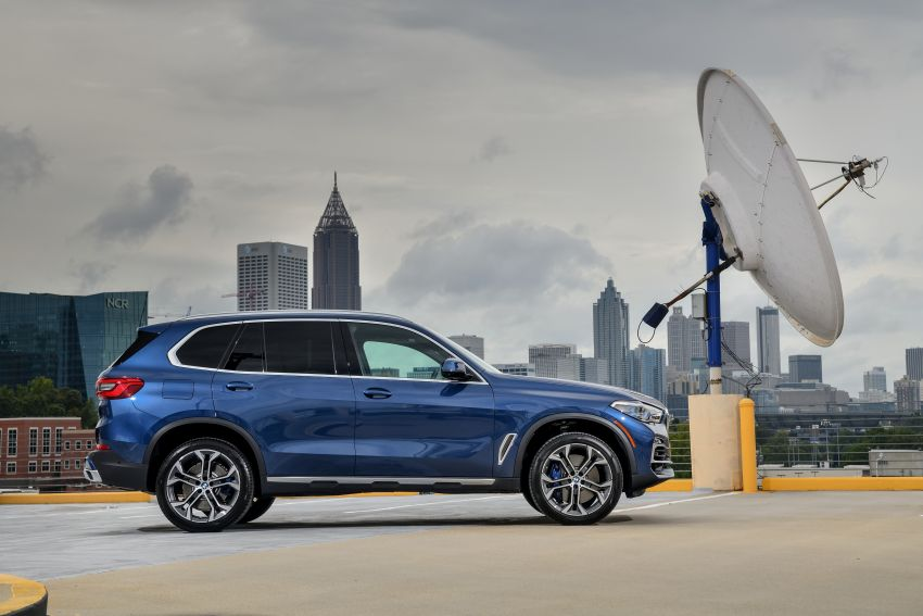 DRIVEN: G05 BMW X5 in Atlanta – X-ceed expectations Image #966666