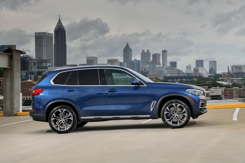 DRIVEN: G05 BMW X5 in Atlanta – X-ceed expectations Image #966667