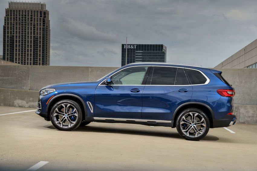DRIVEN: G05 BMW X5 in Atlanta – X-ceed expectations Image #966668