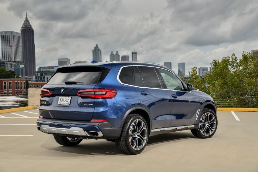 DRIVEN: G05 BMW X5 in Atlanta – X-ceed expectations Image #966669