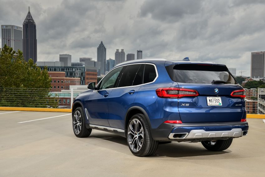 DRIVEN: G05 BMW X5 in Atlanta – X-ceed expectations Image #966671