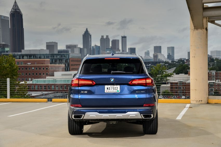 DRIVEN: G05 BMW X5 in Atlanta – X-ceed expectations Image #966672