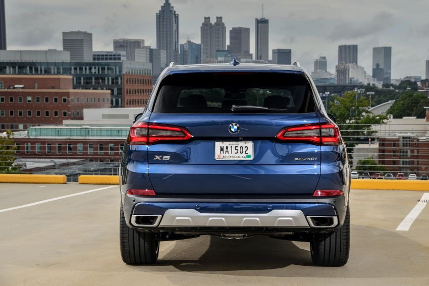 DRIVEN: G05 BMW X5 in Atlanta – X-ceed expectations Image #966673