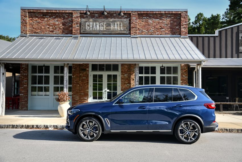 DRIVEN: G05 BMW X5 in Atlanta – X-ceed expectations Image #966674