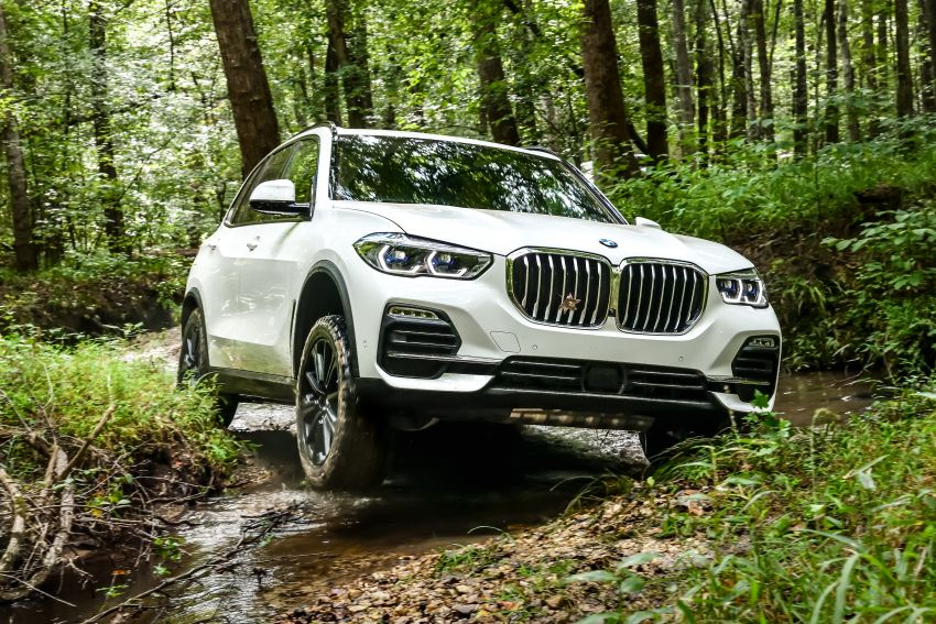 DRIVEN: G05 BMW X5 in Atlanta – X-ceed expectations Image #966639