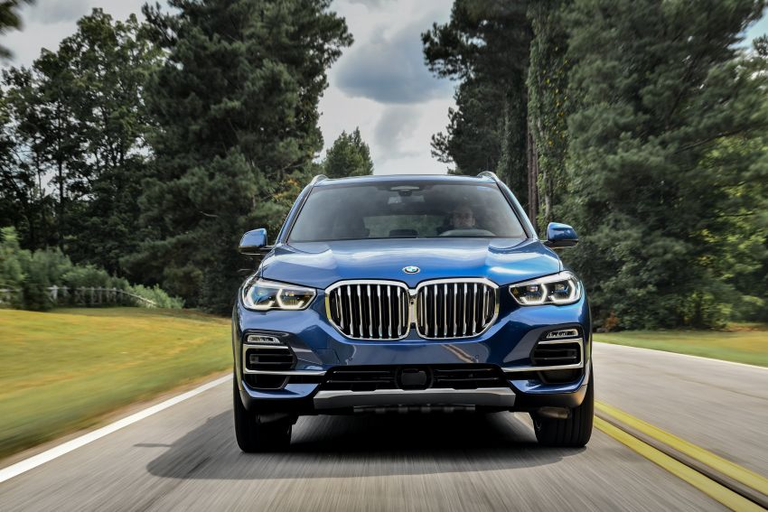 DRIVEN: G05 BMW X5 in Atlanta – X-ceed expectations Image #966675