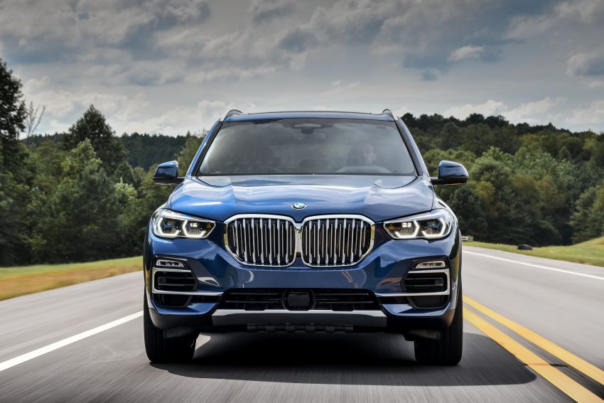 DRIVEN: G05 BMW X5 in Atlanta – X-ceed expectations Image #966676