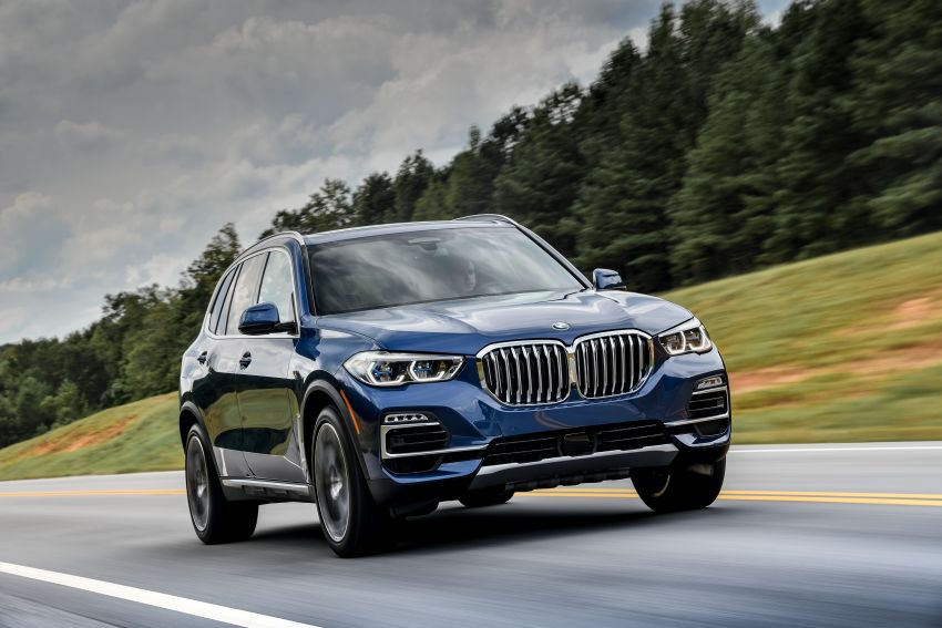 DRIVEN: G05 BMW X5 in Atlanta – X-ceed expectations Image #966790