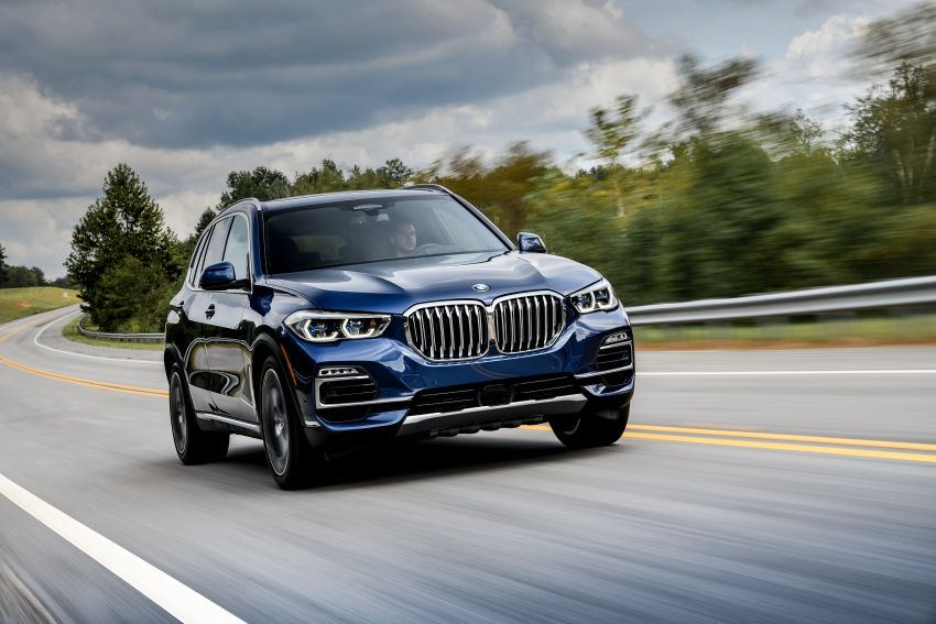 DRIVEN: G05 BMW X5 in Atlanta – X-ceed expectations Image #966712