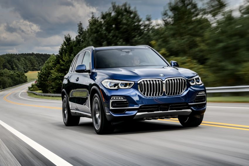 DRIVEN: G05 BMW X5 in Atlanta – X-ceed expectations Image #966713