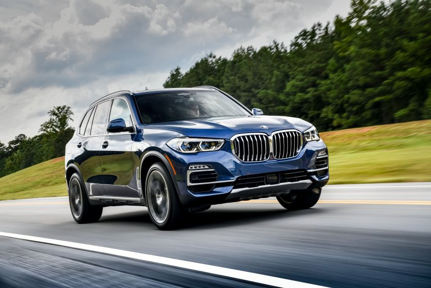 DRIVEN: G05 BMW X5 in Atlanta – X-ceed expectations Image #966714