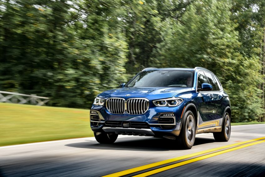 DRIVEN: G05 BMW X5 in Atlanta – X-ceed expectations Image #966715